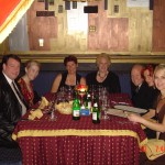 Dancing trips. Travel. Learn. Dance. Tango Dinner and Show